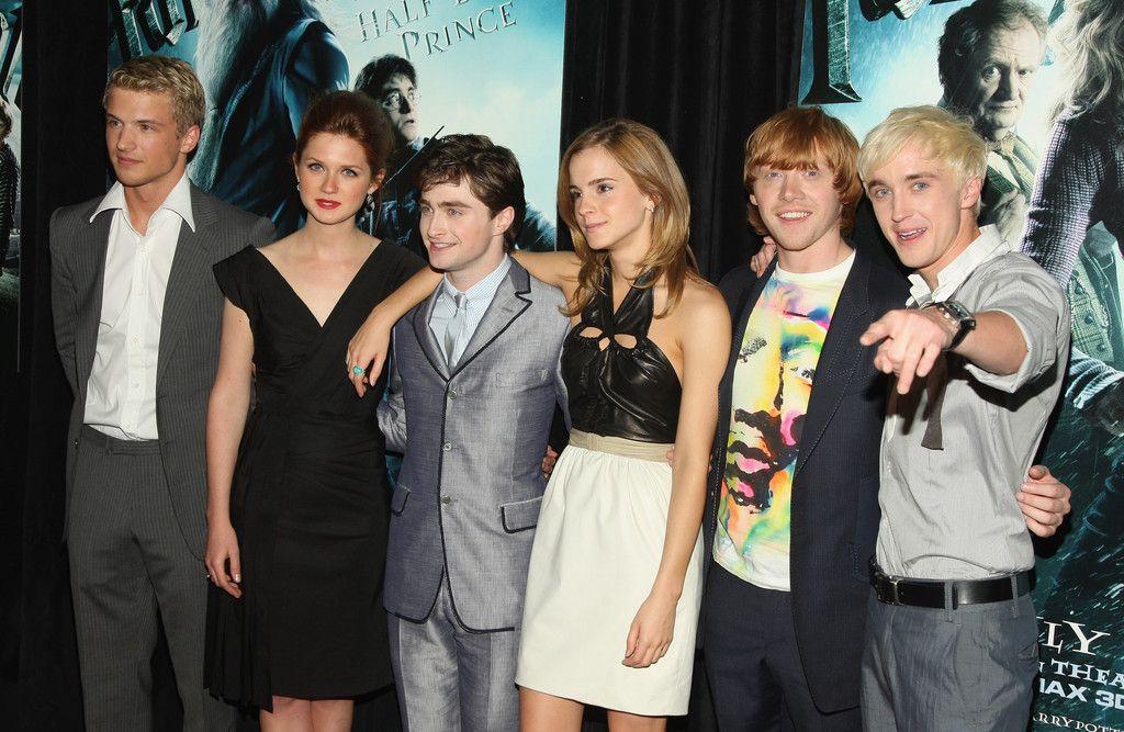 Tom Felton Photostream Harry Potter Actors Bonnie Wright Harry Potter Film