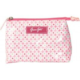GreenGate Cosmetic Bag - Mimi Pale Pink - Small