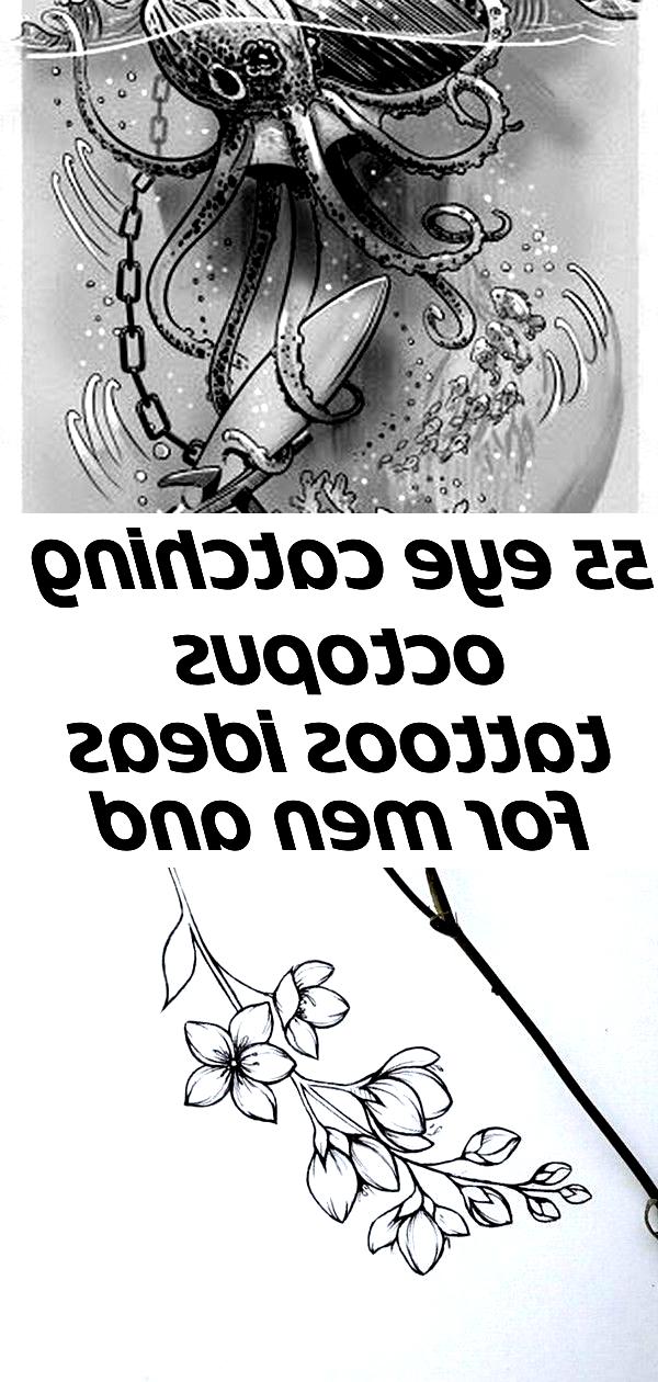 Photo of Beste Tintenfischtattoos Ideen Designs Blumenskizze, #Blume #BLUMenskizze #Skizze …, #Design …