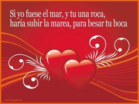 Imagenes De Corazones Con Versos  Imagenes y Frases de Amor
