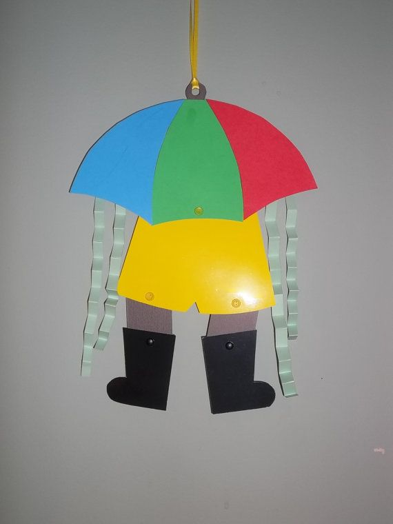 Umbrella craft kit craft kits craft and crafty kids for Easy art projects for adults