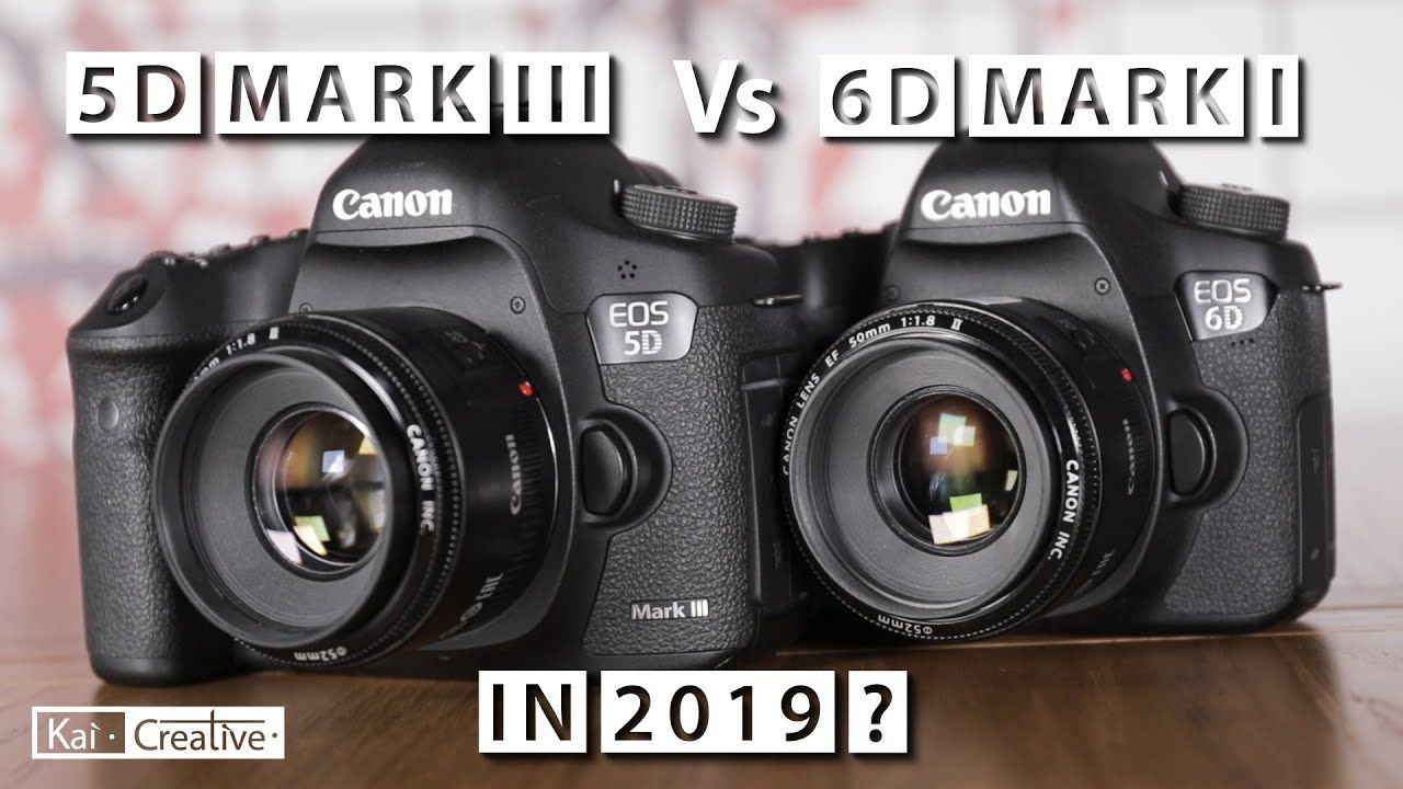 Canon 5d Mark Iii Or 6d Would You In 2019 Videography