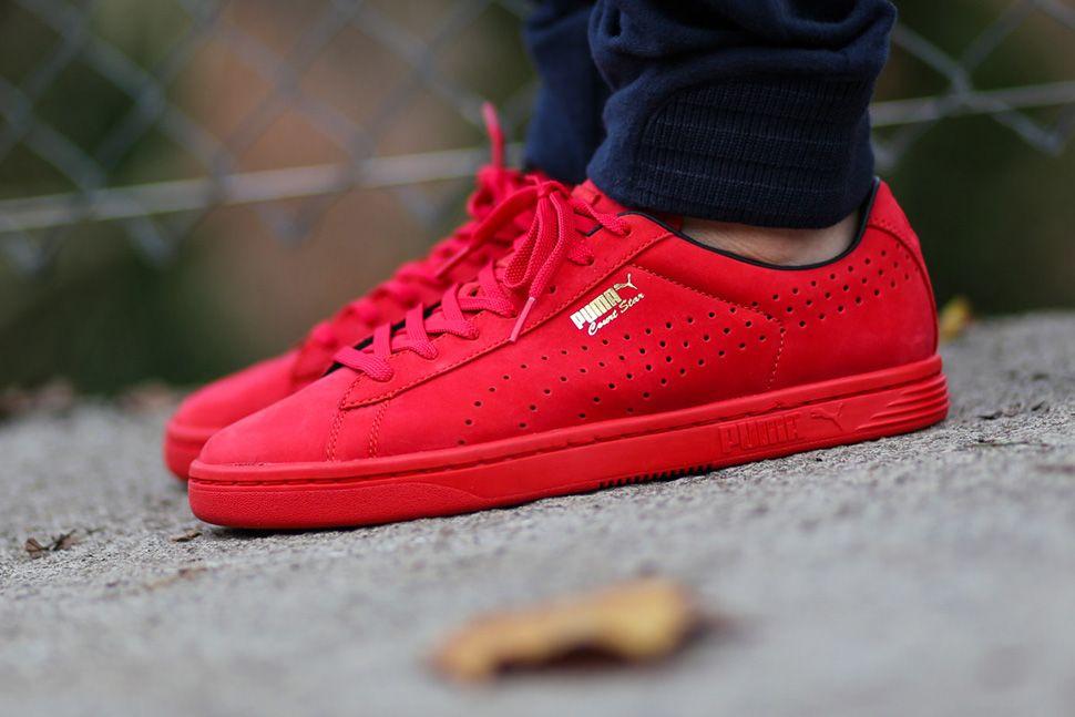 Puma Court Star OG High Risk Red