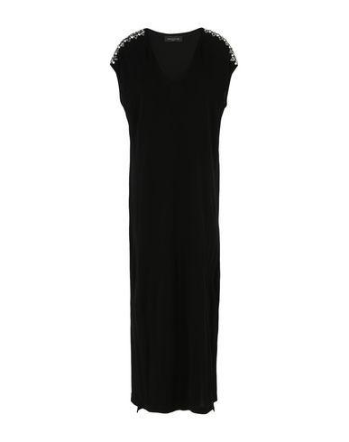 MARIA GRAZIA SEVERI Women's Long dress Black 10 US