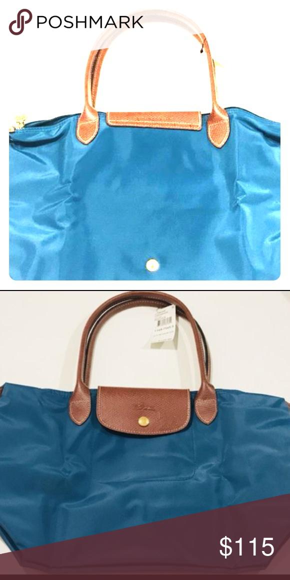 07350fab96e Long Champ Bag NWT   My Posh Picks   Pinterest   Longchamp, Bags and ...