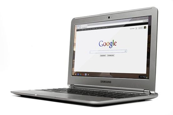Google Developing Touchscreen Devices Using Chrome Operating System