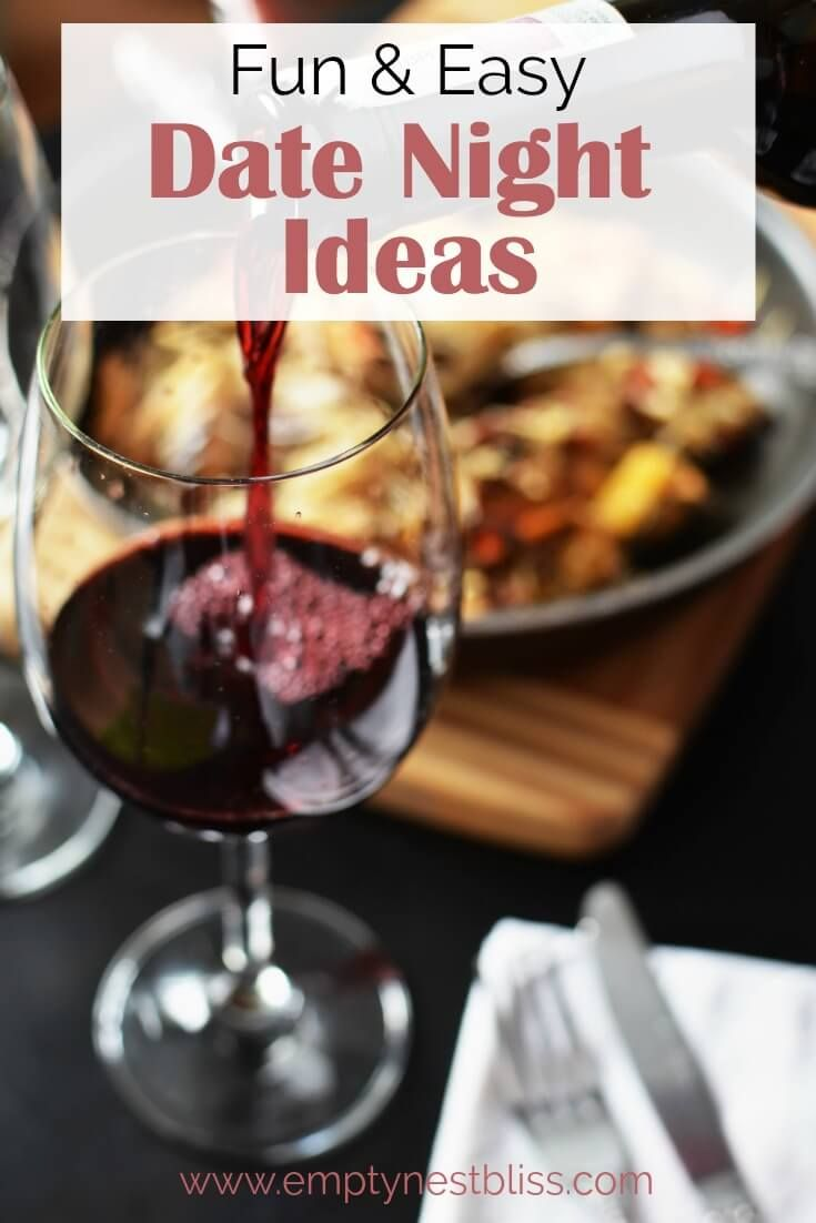 fun date night ideas for married couples