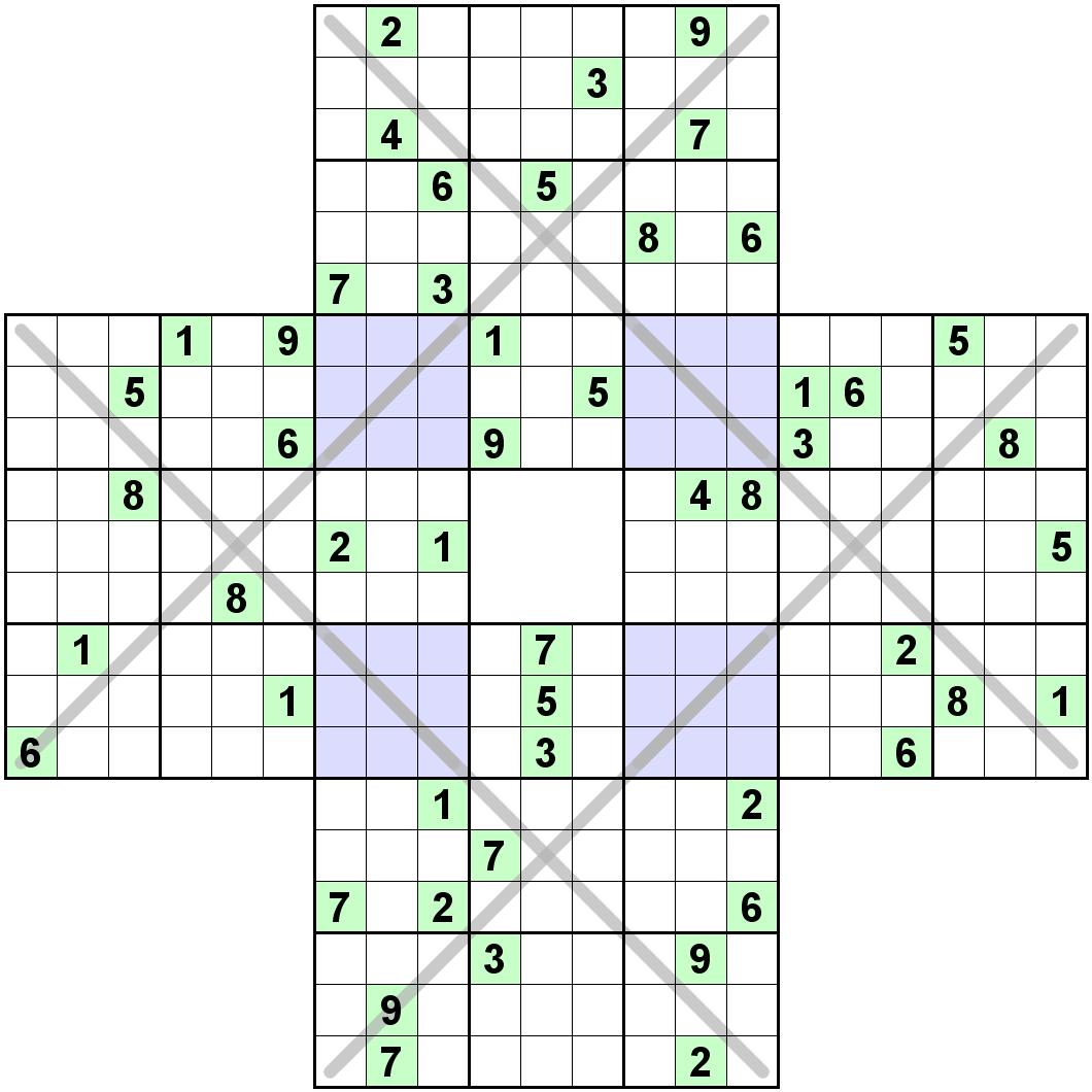 Number Logic Puzzle