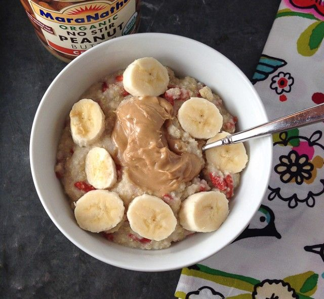 5 minute hot quinoa cereal marin mama cooks this quinoa with 5 minute hot quinoa cereal marin mama cooks this quinoa with peanut butter banana strawberries food recipes breakfast foodz pinterest ccuart Images