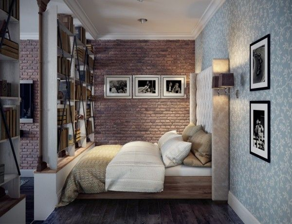 2 single bedroom apartment designs under 75 square meters with floor plans