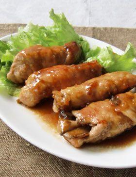 「舞茸 肉 レシピ」の画像検索結果