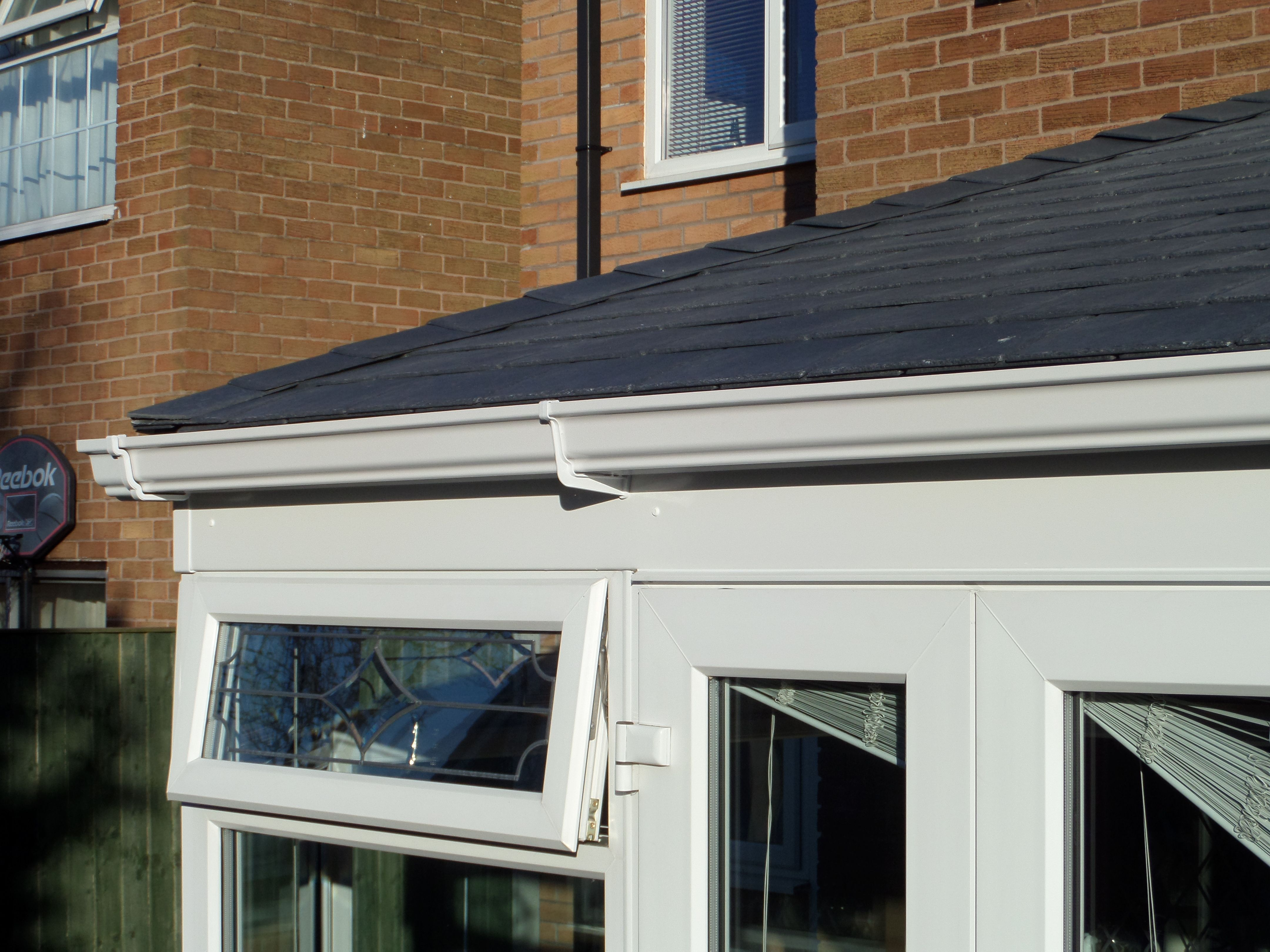 Conservatory Tapco Tiles Roof Roofing Wigan Homesafe Glass Roof Home Safes Roofing