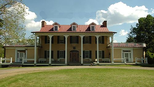 Welbourne Middleburg Va 1840 S Was Was The Home Of