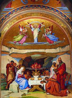 Geboorte van Jesus