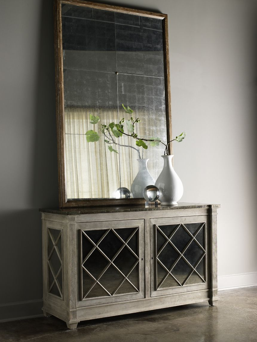 Lillian August Collection By Hickory White Furniture Weathered  # Bayou Meuble