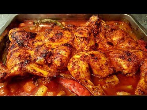 دجاج محشي في الفرن ولا اروع طريقتي في حشو الدجاج Youtube Chicken Recipes Meat Recipes Food