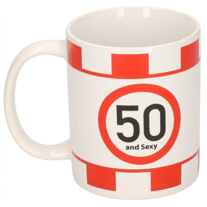50 Jaar Feestartikelen