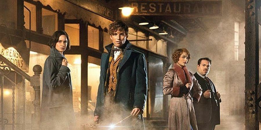 O Mundo Fantastico De Harry Potter Esta De Volta D Bestas