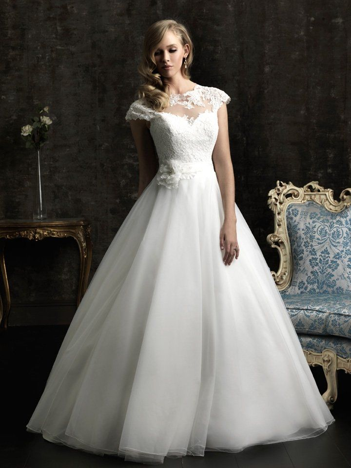 76bdcbfb4 Meredith - Bridal Dress Wedding Gown Marriage Matrimony Wedlock $250 via  @Shopseen