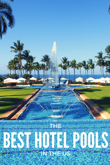 The best hotel pools in the united states for families hotel pool warms up and we are in summer travel mode my kids have only one hotel amenity request a great pool here are our picks for the best pools in the usa publicscrutiny Gallery