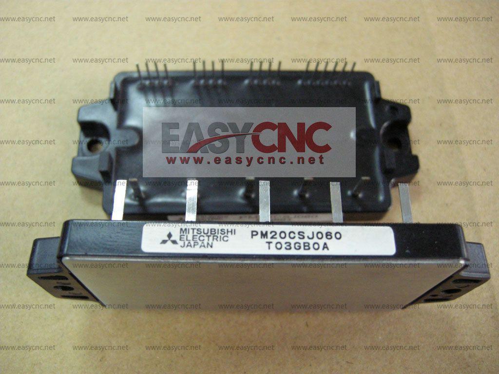 PM20CSJ060 Module IGBT Transistor www.easycnc.net