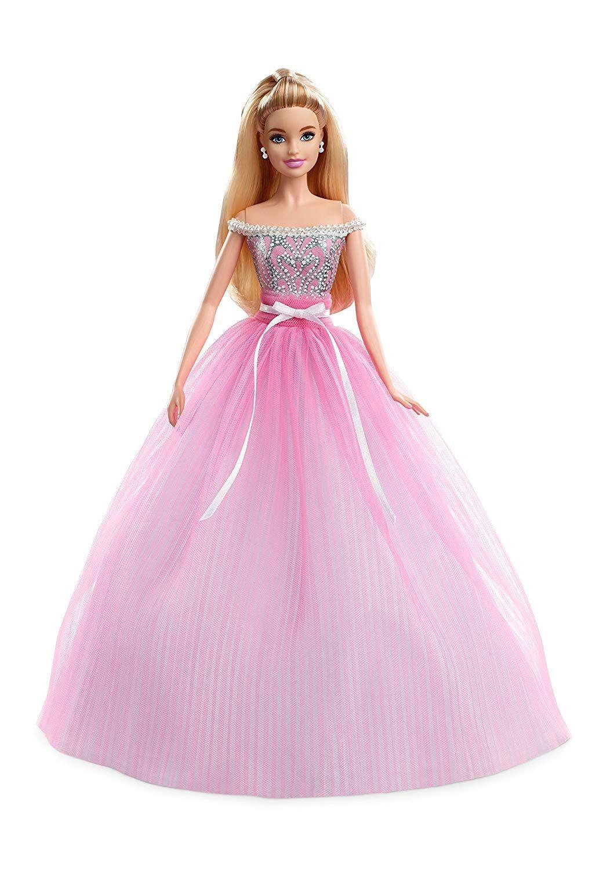Barbie Mattel DVP49 Birthday Wishes Doll 2017 Amazon.de