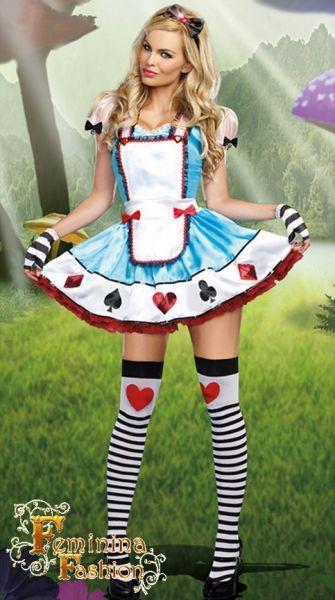 0e1215d5c Alice no País das Maravilhas FF1367 Ideias De Fantasia