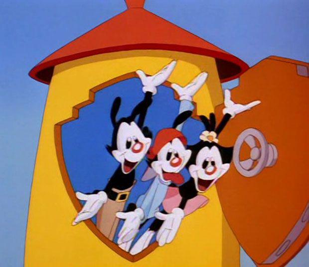 Thursday TV Throwback: '90s Cartoon Theme Songs