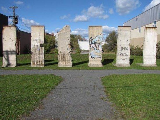 Truro Nova Scotia >> Berlin Wall Sections Nova Scotia Canada Berlin Wall
