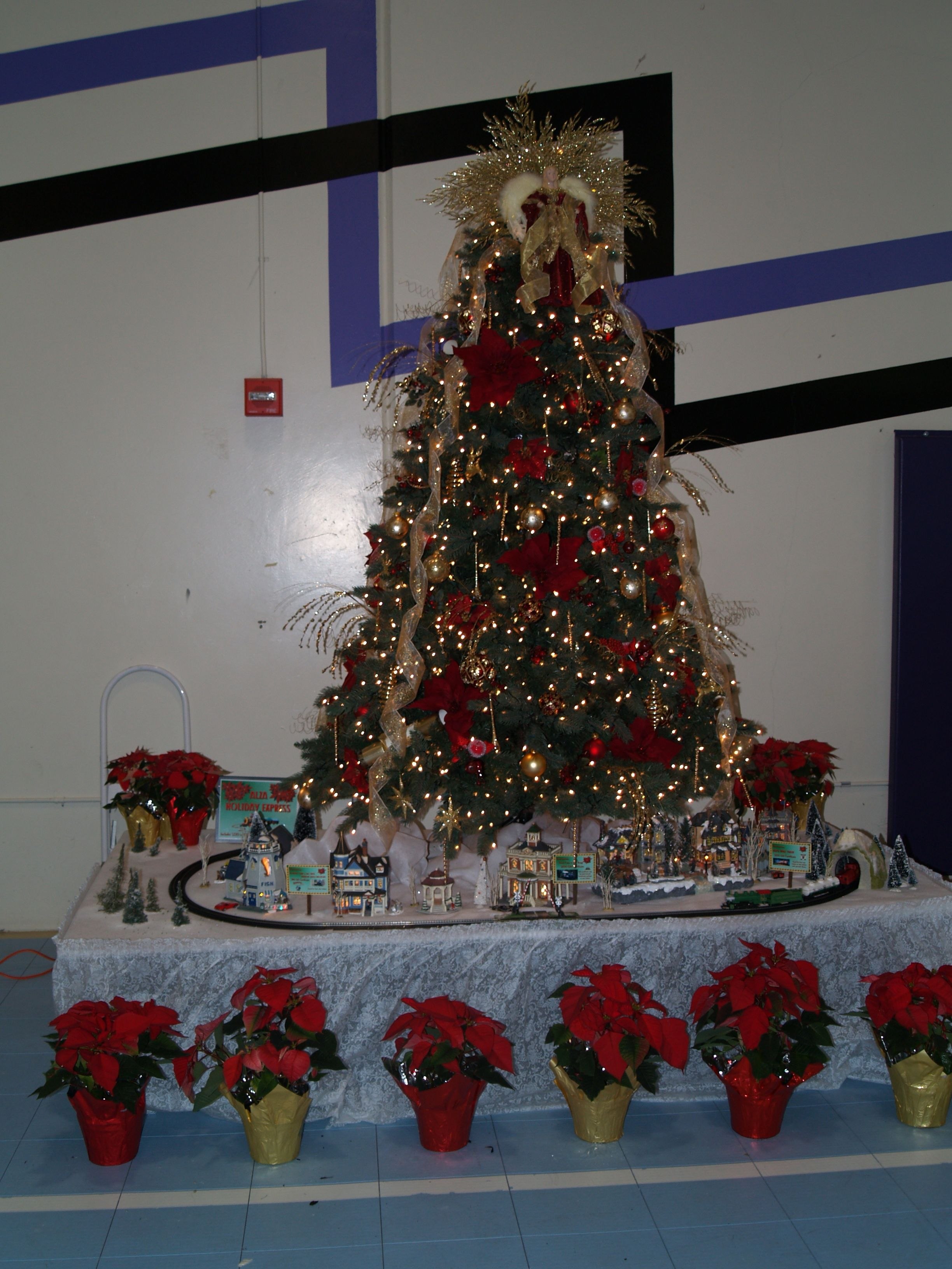 2006 Very first gala tree - got us hooked