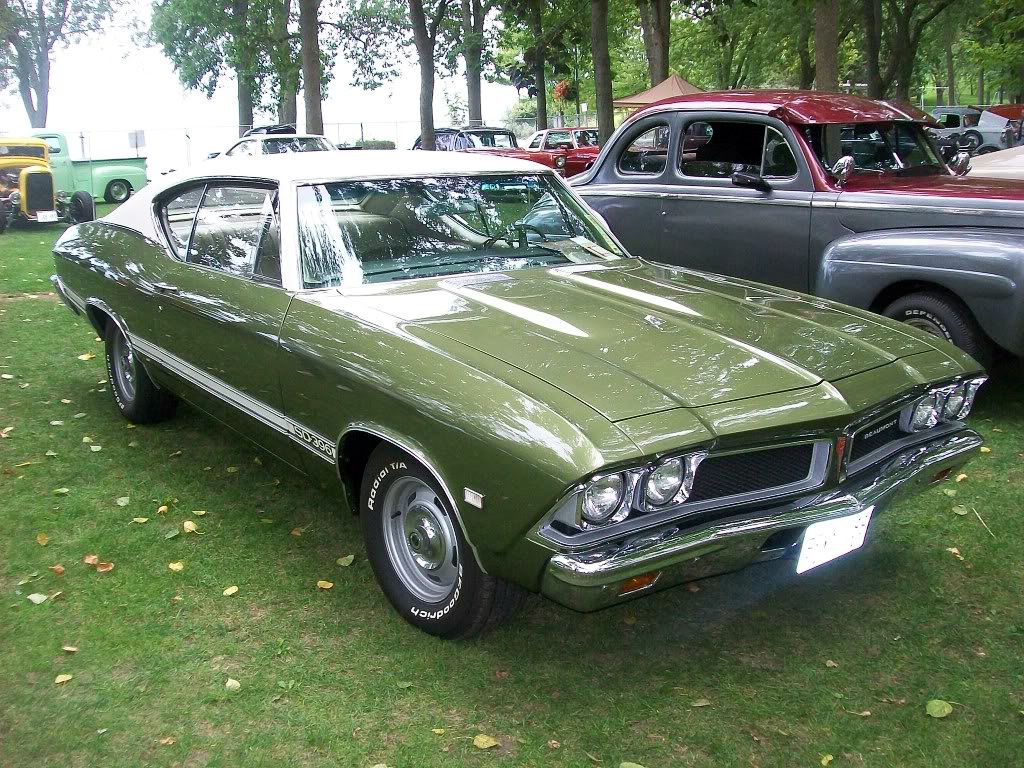 Pin On 1968 Chevelle Beaumont