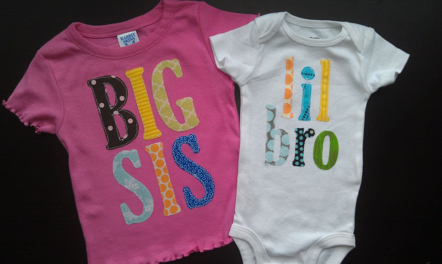 Big Sister Shirt Big Sis Sibling Shirts Birth Announcement