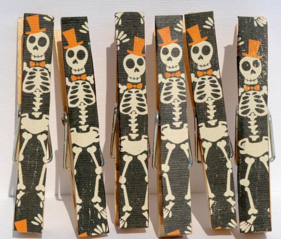 how to make your own skeleton