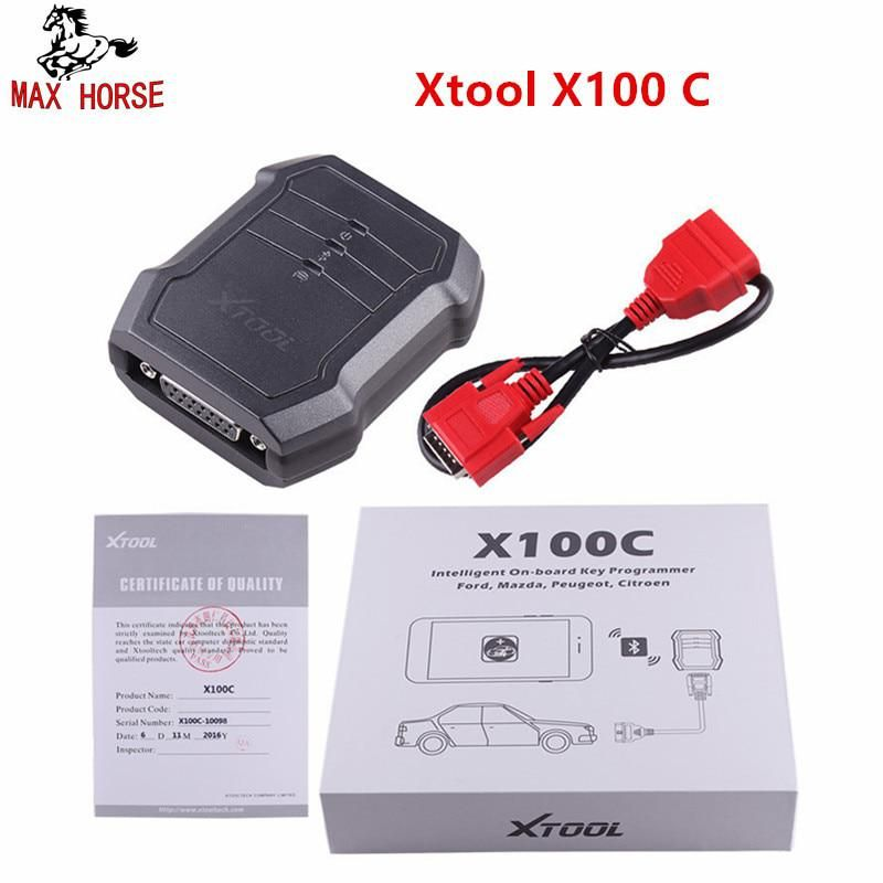 Xtool X100 X-100 C for iOS and Android Auto Key Programmer