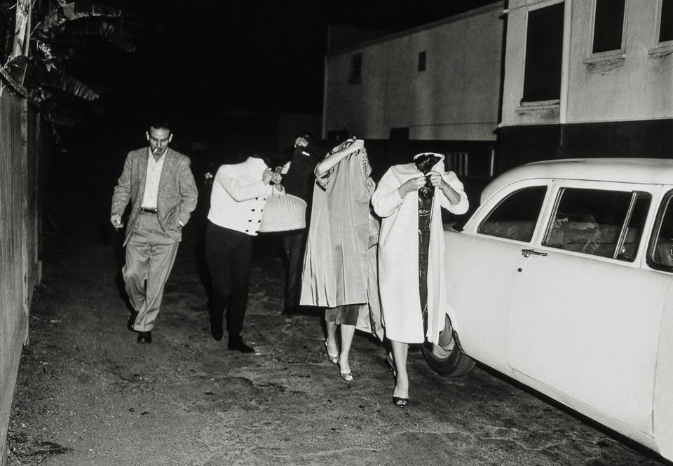 Published by Taschen, 'Dark City: The Real Los Angeles Noir' reveals the real-life underbelly of Los Angeles during Hollywood's Golden Age