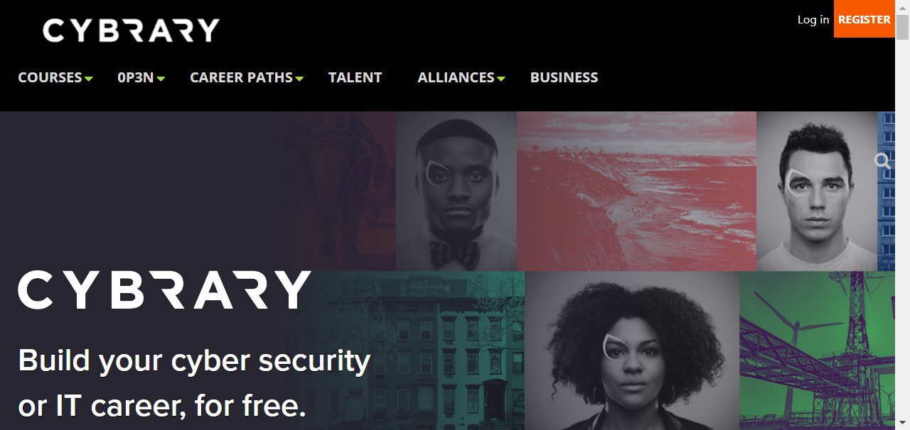 Cybrary - Online Cyber Security Training, Free, Forever