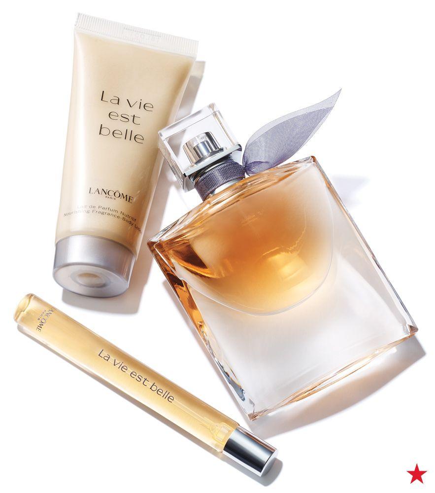 La Vie Est Belle Eau De Parfum Rollerball 0 34 Oz Lancome Fragrance Fragrance La Vie Est Belle Perfume