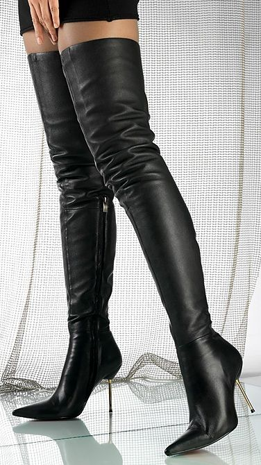 6235d993edb43 Ee also design luxery boots in finest leather quality for men. Our longest  overknees with stilettos are in trend. Size 45 EU   GBR 10.5   US female 13  ...