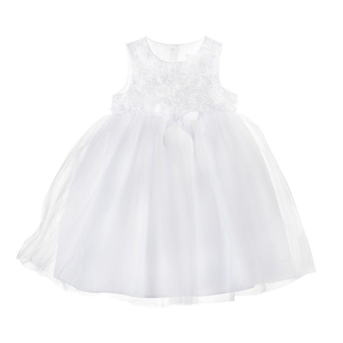 Tevolio Infant Toddler Girls Sleeveless Ballerina Dress At Target