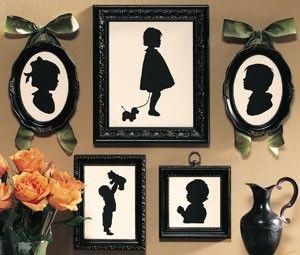 Teach yourself to make keepsake silhouettes epattern silhouettes disney silhouette art solutioingenieria Images