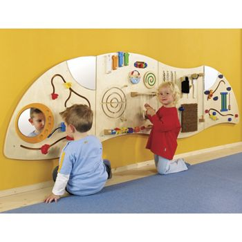 HABA® Interactive Learning Wall | Kid\'s Zone | Pinterest ...