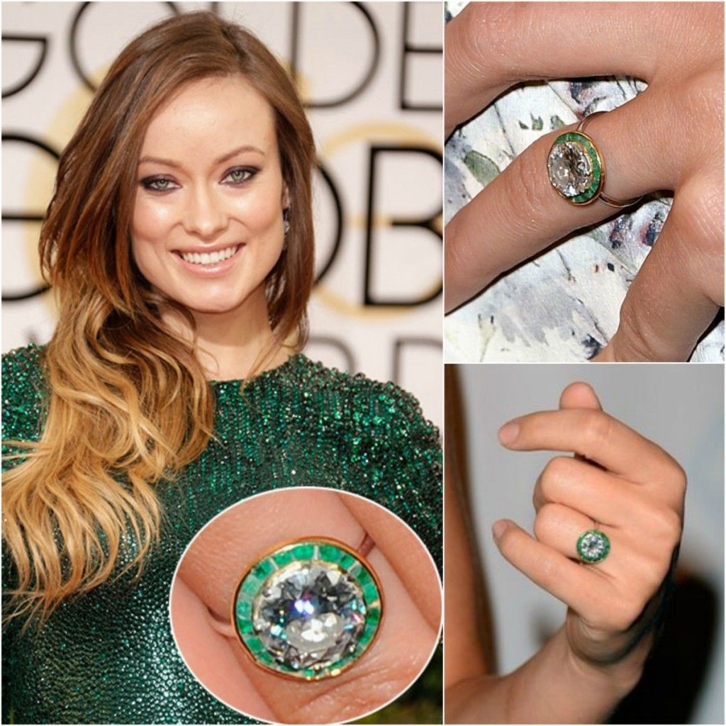 Celebrity Wedding And Engagement Rings: Pin By Heidi Combs On Lueur D'espoir In 2019
