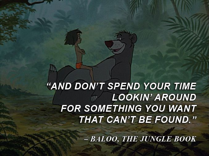 Jungle Book Quotes Google Search Quotes Inspirational Quotes
