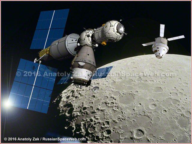 cislunar space station - photo #22
