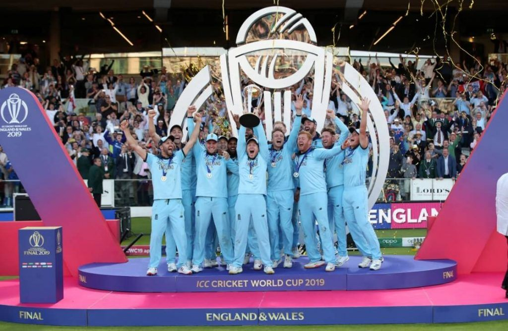 World Cup 2019 A Final That Made History World Cup Final World Cup Cricket