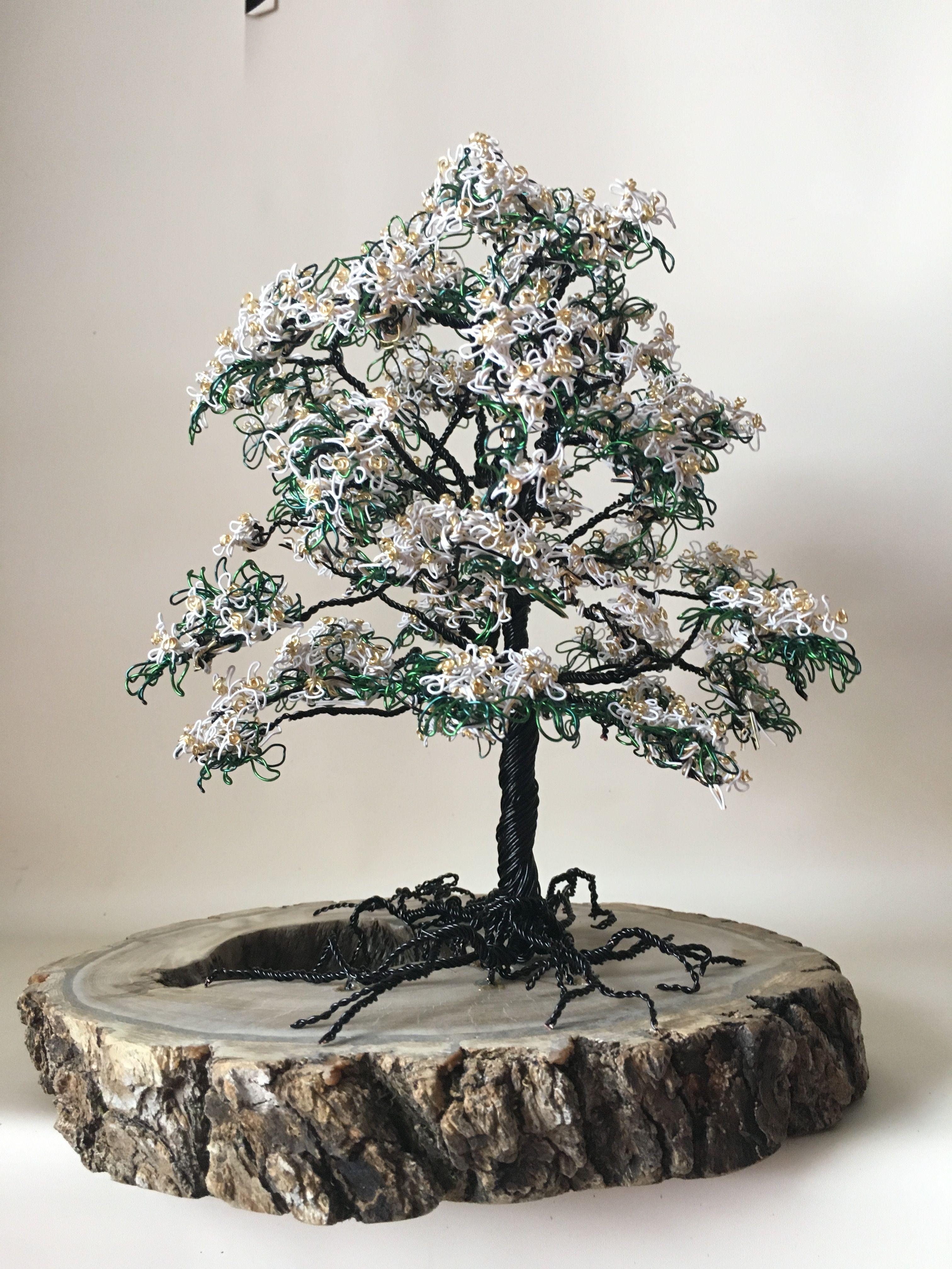 onlytreesclm, Facebook@my.wire.art.work, www.onlytrees.us/, Black ...