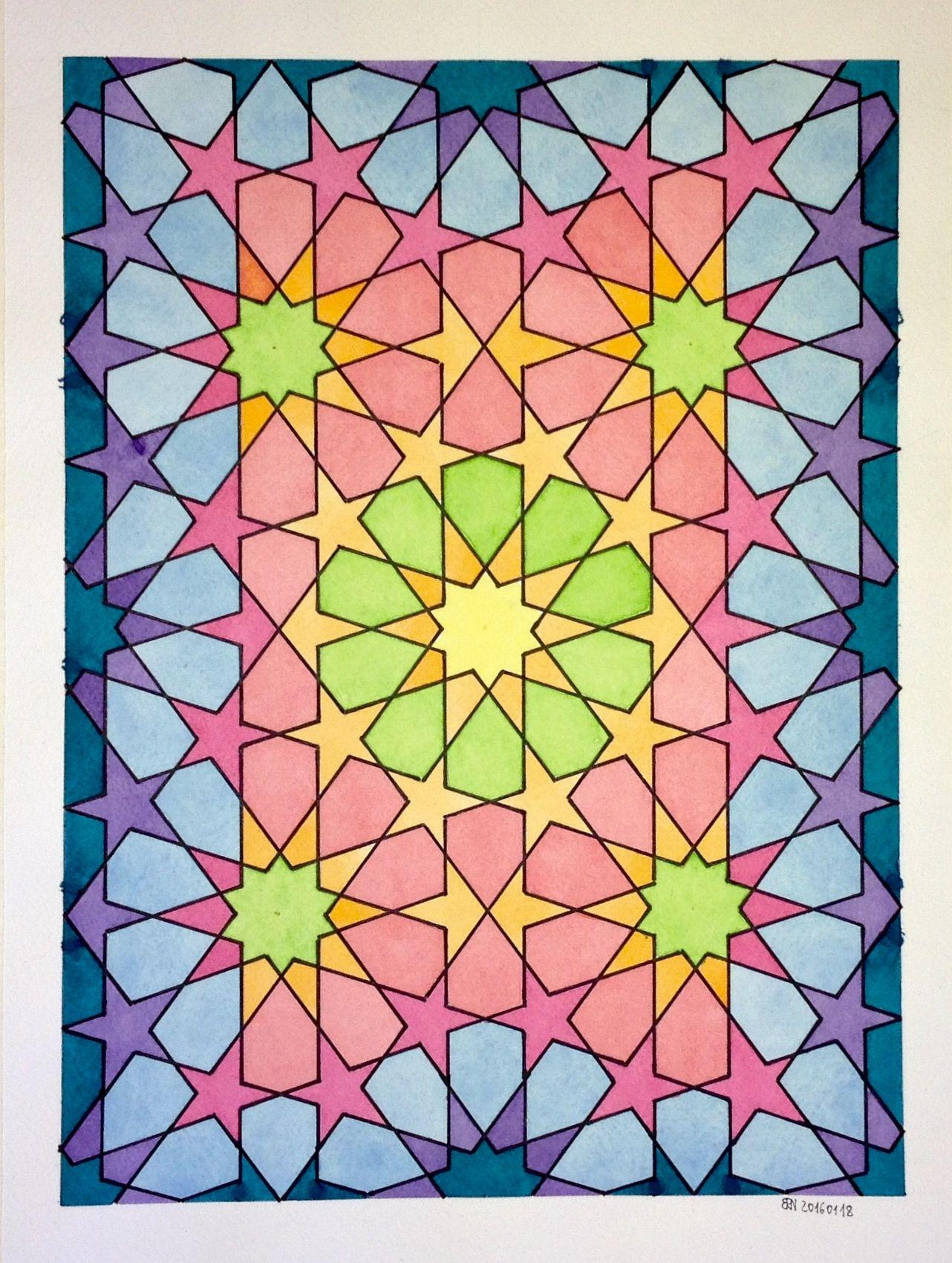 Картинки, орнаменты картинки геометрические