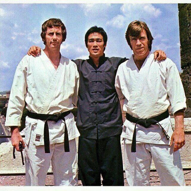 Bob Wall Bruce Lee Chuck Norris Bruce Lee Bruce Lee Martial Arts Bruce Lee Photos