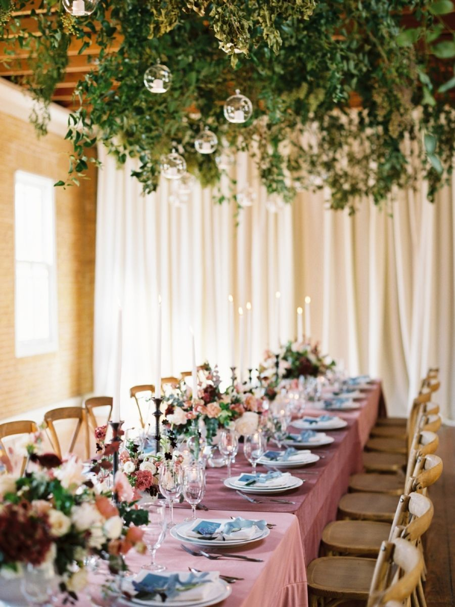 say hello to our new favorite garden wedding floral designs