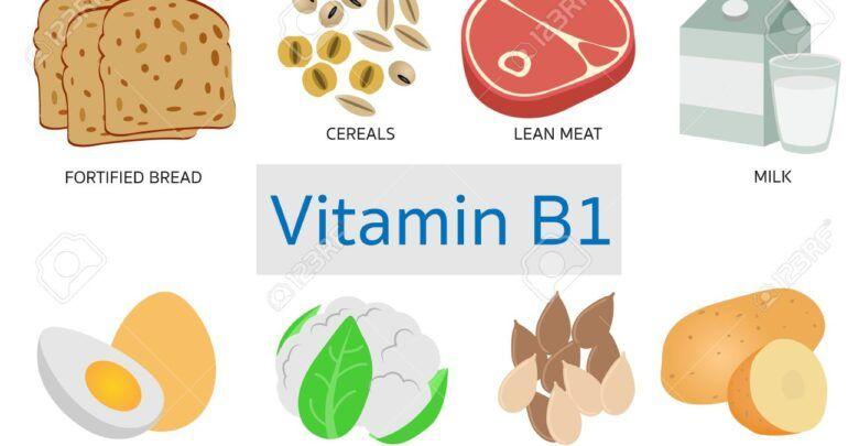 فوائد فيتامين ب1 ب6 ب12 للشعر و للأعصاب Vitamins Cereal Vitamin B1